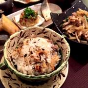 ひじきの炊き込みご飯 ☆☆の写真