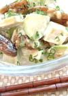 アボカドのわさび風味サラダ