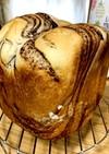 マーブルチョコ食パン HB
