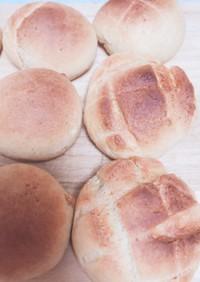HMで作れる簡単パン