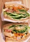 糖質制限サンドイッチ