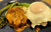 トロトロチーズ洋食屋さん煮込みハンバーグの写真