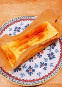 材料3つ低糖質 濃厚ベイクドチーズケーキ