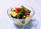 簡単さっぱりきゅうりのサラダ