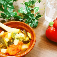 【夏野菜×チーズ】簡単!ラタトゥイユ