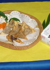 納豆のネバリ揚げまんじゅう