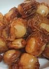 ホタテの貝柱の佃煮