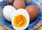 放置で簡単!! ゆで卵の殻むき♬
