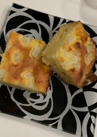 梨のケーキ〜離乳食〜