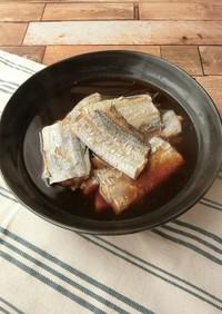 太刀魚の煮付け