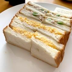忙しい朝に!簡単炒り卵のたまごサンド