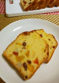★発酵バターたっぷり*パウンドケーキ*♪