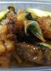 簡単中華・牛ステーキ肉の葱塩炒め