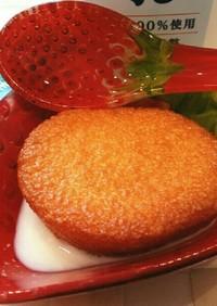 ロッテカスタードケーキ♡あーこ姐の食べ方