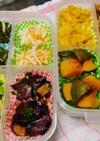 冷凍で作り置きお弁当副菜8月最終週