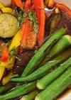 夏野菜の簡単漬け