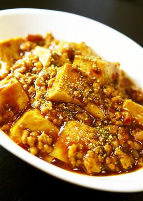 豆板醤と甜麺醤で旨辛!四川風★麻婆豆腐