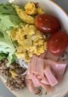 料理時間5分 糖質ゼロ麺 冷麺 弁当