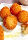 チーズハットクの次は簡単!チーズボール