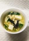 コリコリぷるぷる☆おいしいスープ♪