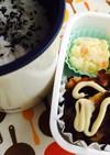キムチお好み焼き弁当