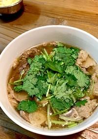 美味い!オックステール風スープ!!