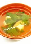 【病院】豆腐のすまし汁【給食】