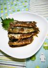 いわしの生姜煮(甘露煮)