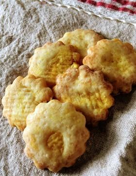 米粉さつまいもクッキー