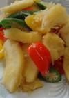 「上越野菜」なます南瓜のカレー炒め
