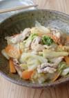 【夏バテに】とろーり豚肉と白菜のポン酢煮