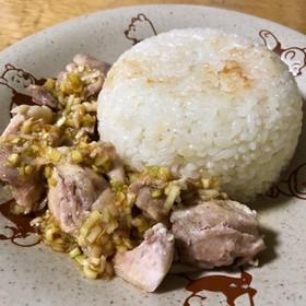 炊飯器で簡単 シンガポールライス