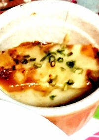 お豆腐のチーズ田楽(°∀° )