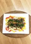 牛肉の韓国風サラダ