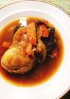 圧力鍋DE牛スネ肉のシチュー