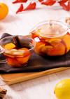 柿とレモンのリプトンフルーツインティー
