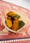 簡単副菜小鉢♪作り置き!かぼちゃの煮物