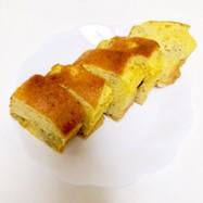 ホットケーキミックスバナナパウンドケーキ