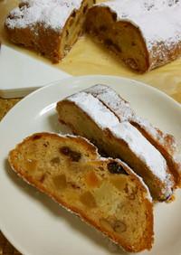 ★ドイツの菓子パン*シュトーレン*№4♪