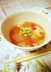 冬瓜のトマたまスープ