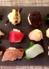 簡単手まり寿司