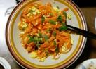 人参とゆで卵のサラダ