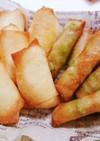 チーズ入りはんぺん春巻&枝豆春巻