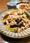 ご飯が進む✿茄子豚キムチ