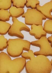 超簡単★バターたっぷりサクサク!クッキー