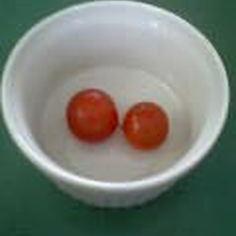 しわしわのプチトマトが復活!!