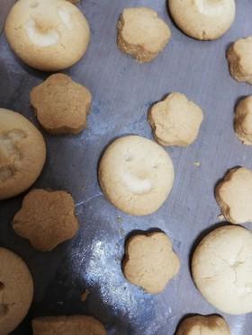 グルフリ*米粉バタークッキー