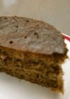 料理研究家が作る10分で作るココアケーキ