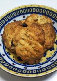 フェンネルシードのドロップクッキー