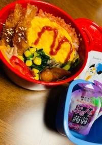 女子高校生のお弁当52